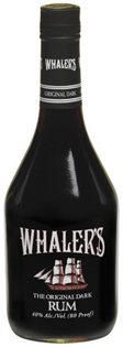 Whalers Rum Original Dark 750ml